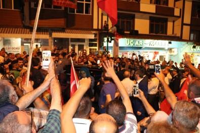 Cumhurbaşkanı Erdoğan'dan hemşehrilerine sitem