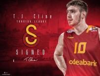 TEXAS - Galatasaray Odeabank'tan Bir Transfer Daha