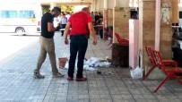 UÇAKSAVAR MERMİSİ - Gaziantep Otogarında Mühimmat Bulundu