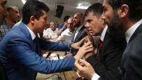 HASAN ŞAHIN - Gazintepspor Kongresi Çıkan Olaylardan Dolayı İptal Oldu