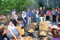 HÜSAMETTIN ÇETINKAYA - Göllü Yaylası Keşkek Şenlikleri Düzenlendi.
