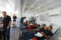 İNSAN VÜCUDU - Hani'de Kan Bağışına Yoğun İlgi