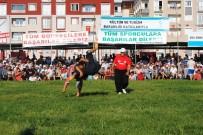 Hatay, Aba Güreşi Türkiye Şampiyonasına Ev Sahipliği Yaptı