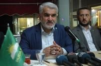 MEHDI - Hüda Par Genel Başkanı Yapıcıoğlu Van'da STK Temsilleriyle Bir Araya Geldi