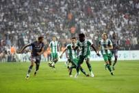ALI TURAN - İlk Yarı Konyaspor'un