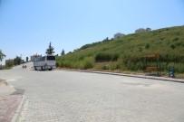 KORKULUK - Karapınar'da Üst Yapı Çalışmaları Sürüyor