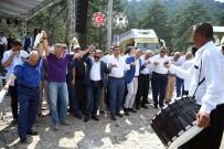 AHMET ŞAFAK - Karboğazı Şenliklerinde Türk Kültürü Yaşatıldı