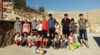 Köy Öğrencileri Tatillerini Spor Yararak Geçirecek