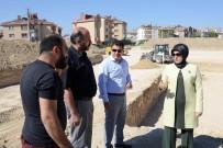 SOSYAL TESİS - Meram'a Örnek Bir Spor Kompleksi Daha