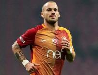 WESLEY SNEIJDER - Sneijder imzalıyor
