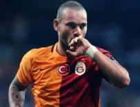 WESLEY SNEIJDER - Sneijder'ın yeni takımı belli oldu