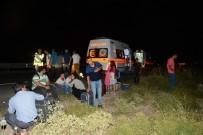 Sürücüsü Beyin Kanaması Geçiren Otobüs Şarampole İndi Açıklaması 29 Yaralı