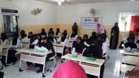 19 MAYIS ÜNİVERSİTESİ - TİKA Hartum Ebe Eğitimi Merkezi'nde 50 Ebe Adayı Öğrencinin Obstetrik Eğitimi Tamamlandı