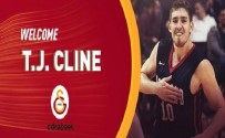 TEXAS - TJ Cline, Galatasaray Odeabank'ta