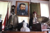 NAMIK KEMAL - Torunları Namık Kemal'in Evine Sahip Çıkacak