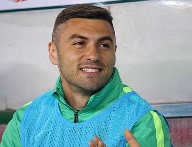 Trabzonspor'da Burak Yılmaz'ın maliyeti açıklandı