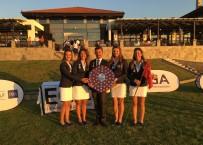 GOLF - Türkiye Milli Golf Takımı, Bulgaristan'dan Altın Madalyayla  Dönüyor