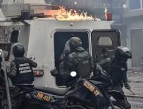JUAN - Venezuela'da askeri ayaklanma
