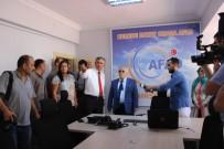 KRİZ MERKEZİ - AFAD Yönetim Merkezi Basına Tanıtıldı
