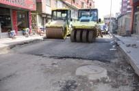 Ağrı Belediyesi Asfalt Çalışmaları Devam Ediyor