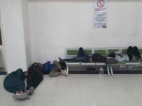 Ağrı'da Göçmenlerin Çaresiz Bekleyişi