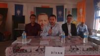 DİVAN BAŞKANLIĞI - AK Parti Hasanşeyh Beldesinde Kongre Yaptı