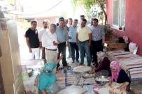 FıNDıKPıNARı - AK Parti Mezitli Teşkilatından Yayla Ziyaretleri