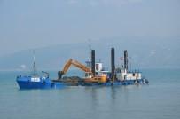 KIYI EMNİYETİ - Alaplı Limanı'nda Dip Tarama Çalışmaları Başladı