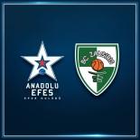 ANADOLU EFES - Anadolu Efes Ve Zalgiris Kaunas Kardeş Kulüp Oldu