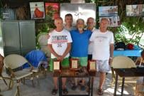 YUSUF YıLMAZ - Ayvalık'ta Tavla Şampiyonası
