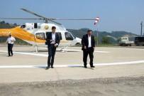 Bakan Eroğlu, Melen Barajı'nda İncelemelerde Bulundu
