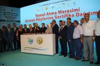 Bakan Eroğlu Ve Özlü, Düzce'de 6 Tesisin Temel Atma Törenine Katıldı