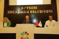 MILLI SAVUNMA BAKANLıĞı - Başkan Çolakbayrakdar Açıklaması 'Kocasinan'da Mania Hattı Türkiye'ye Örnek Olacak'