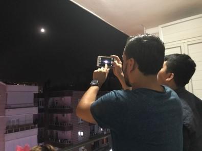 Batman'da ay tutulması ilgiyle izlendi