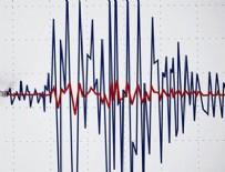 AFAD - Bodrum'da deprem