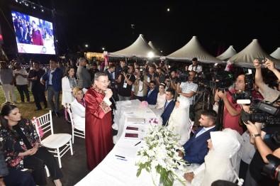 Büyük Ankara Festivali toplu nikah şöleni ile sona erdi