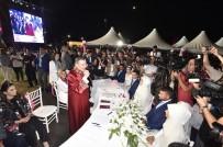 ATATÜRK KÜLTÜR MERKEZI - Büyük Ankara Festivali toplu nikah şöleni ile sona erdi