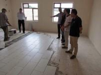 Çamlıca Yangın İlk Müdahale Ekip Binası Yenileniyor