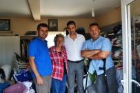 GÖNÜL KÖPRÜSÜ - Cem Hamzaoğlu'dan Şefkatli Ellere Anlamlı Ziyaret