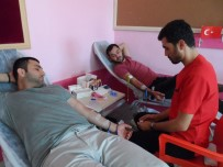 CEYLANPINAR - Ceylanpınar'da Kan Bağışı Kampanyası
