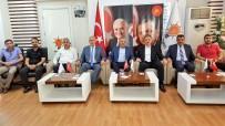 SELAHATTIN GÜRKAN - Cumhurbaşkanı Erdoğan'ın Malatya Mitingi