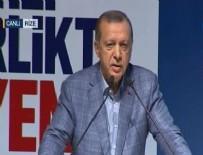 OVİT TÜNELİ - Cumhurbaşkanı Erdoğan: Defolu olanlarla yüreyemeyiz