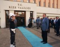 İSMAIL KAHRAMAN - Cumhurbaşkanı Erdoğan Rize'de AK Parti İl Danışma Meclisi'nde Konuştu (5)