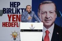 MAHALLİ İDARELER - Cumhurbaşkanı Erdoğan Rize'de AK Parti İl Danışma Meclisi Toplantısı'nda Konuştu (2)