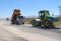 YAZıBAŞı - Develi Köylerinde Yol Çalışmaları Sürüyor