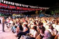 TÜRK HALK MÜZİĞİ - Edebiyat Festivali Tolga Sağ Konseriyle Sona Erdi