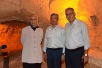 CANAN CANDEMİR ÇELİK - Gaziantep Protokolü Milli Mücadele Müzesini Gezdi