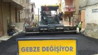 GEBZE BELEDİYESİ - Gebze Sokaklarında Bakım Çalışmaları Sürüyor