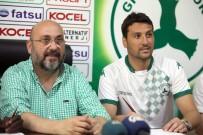GIRESUNSPOR - Giresunspor'da Yeni Transferler Dialiba Ve Fevzi İmzaladı