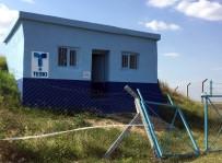 DEZENFEKSİYON - Hayrabolu'da İçme Suyu Depoları Temizlendi